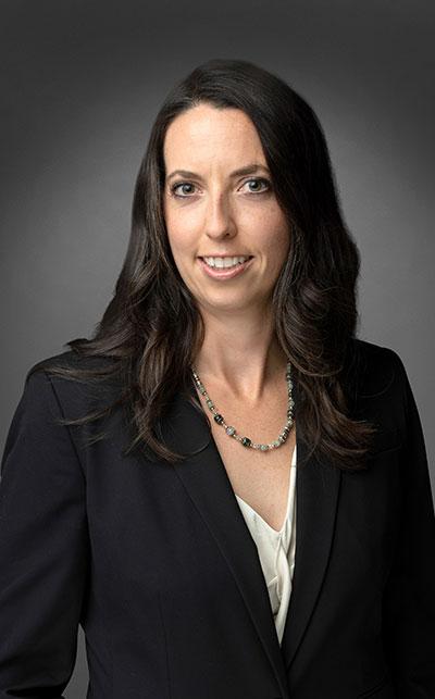 Rebecca Johnson Perez Morris Headshot