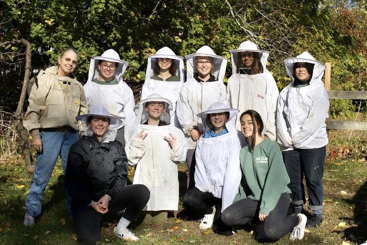 LHS Beekeepers Club