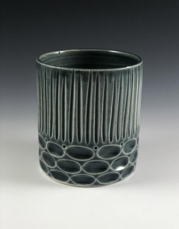 porcelain potterytumbler