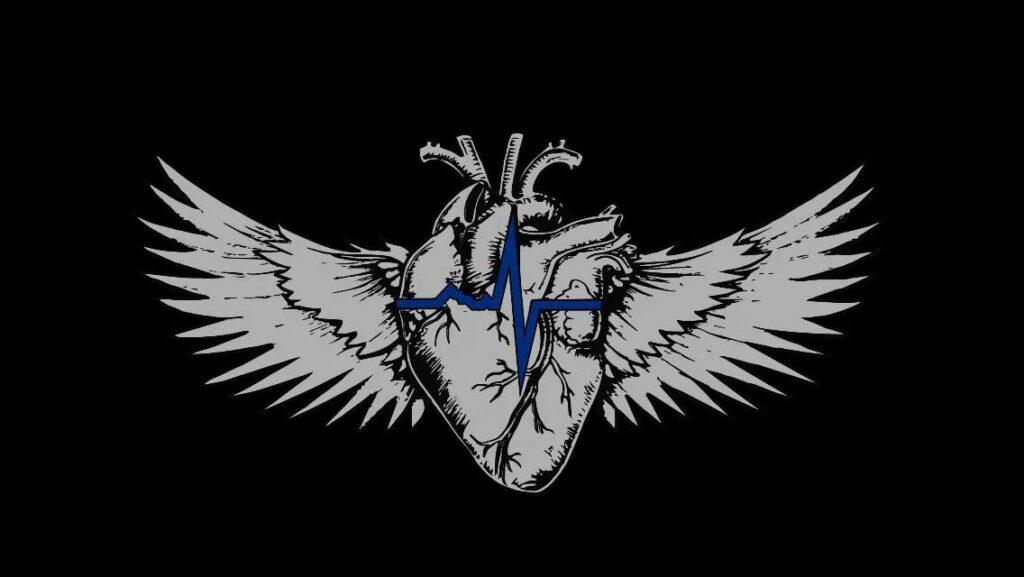 Griffith Blue Heart Logo