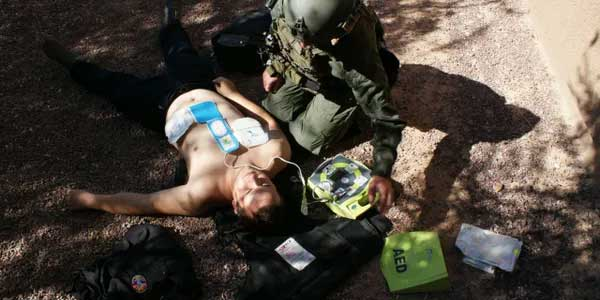 WHAT COPS NEED TO KNOW ABOUT CARDIO-CEREBRAL RESUSCITATION