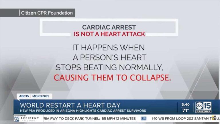 ABC15 WORLD RESTART A HEART DAY 2020
