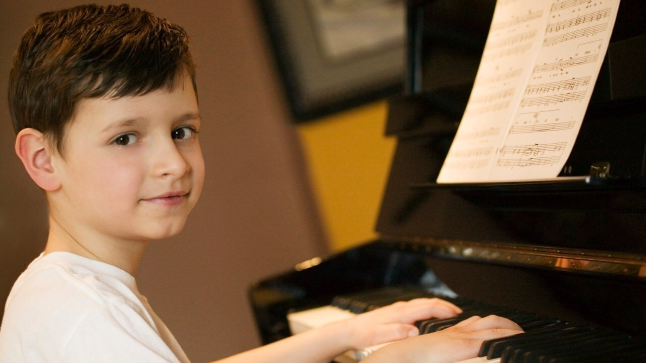 ADHD and music