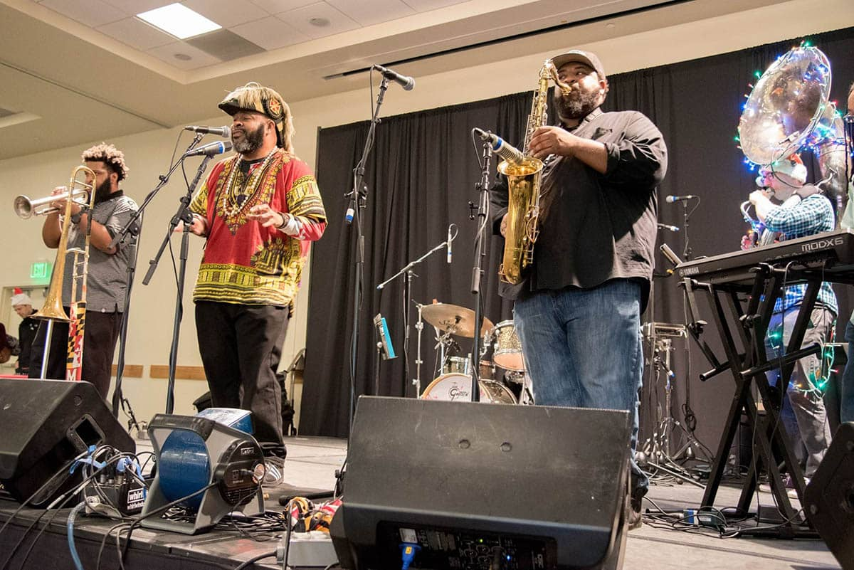 WTMD's Saturday Morning Tunes Mini Holiday Spectacular At Towson University