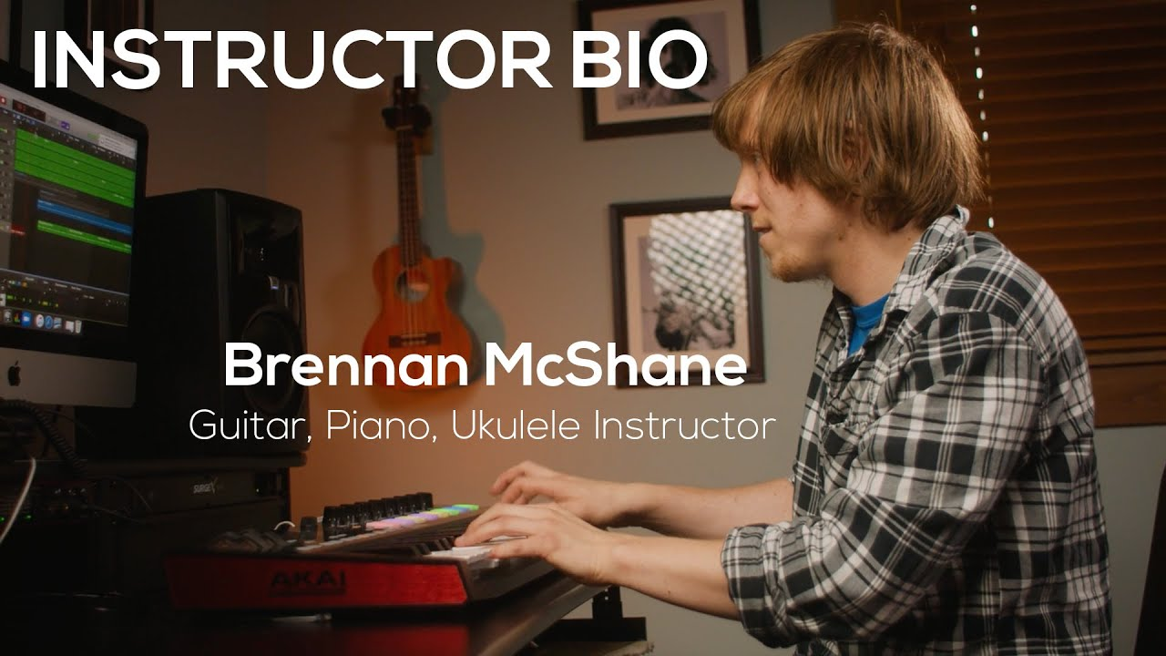 Brennan McShane bio video