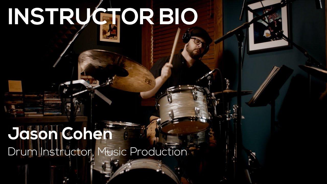 Jason Cohen bio video