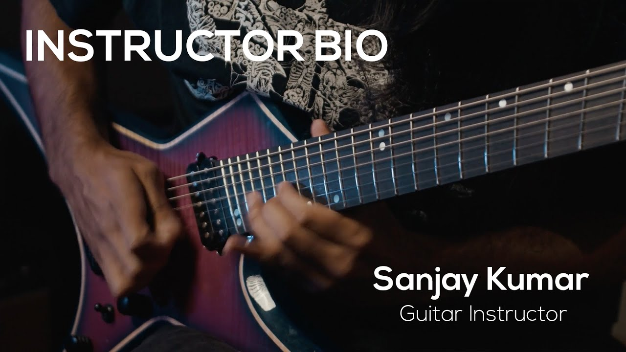 Sanjay Kumar bio video
