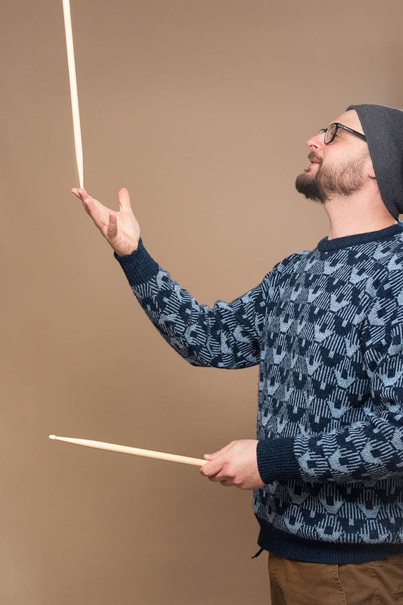 Jason Cohen – Program Coordinator / Drum Instructor