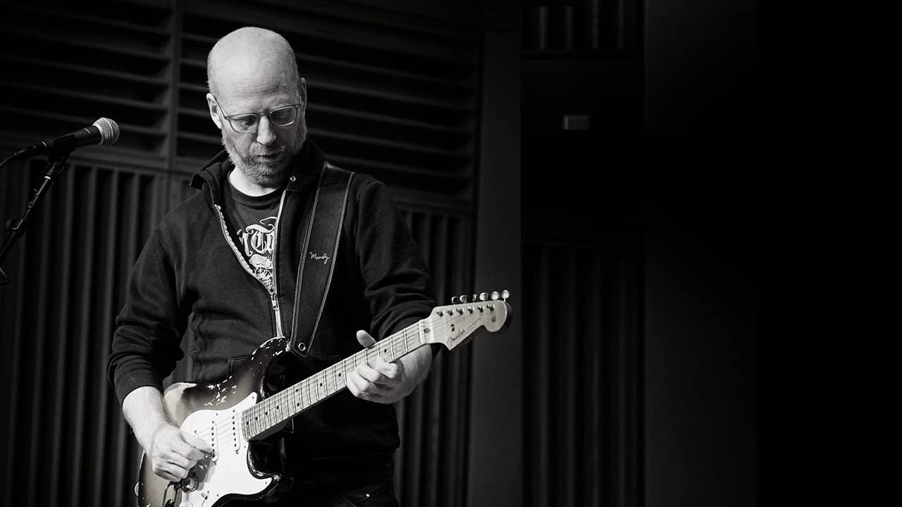 Oz Noy Performs Five Spot Blues