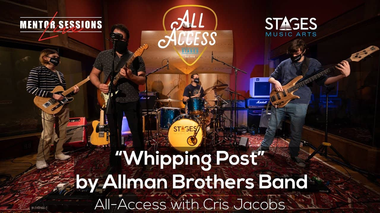 All-Access Whipping Post with Cris Jacobs