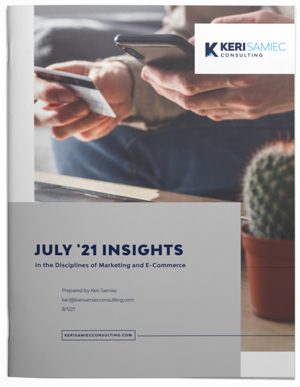 insights from keri samiec consulting