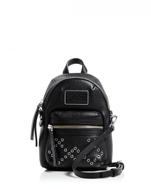 Marc by Marc Jacobs Domo Biker Grommet Mini Backpack Crossbody