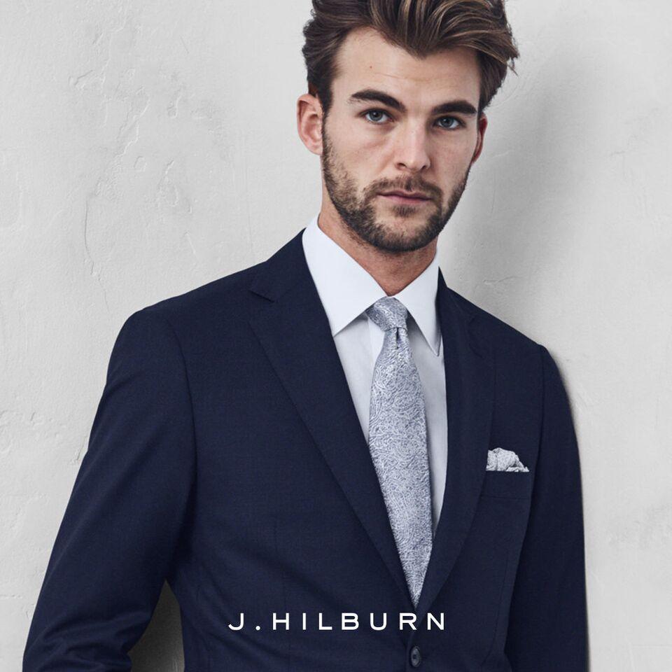 Featuring J.Hilburn Custom Menswear and HonourMark Menswear