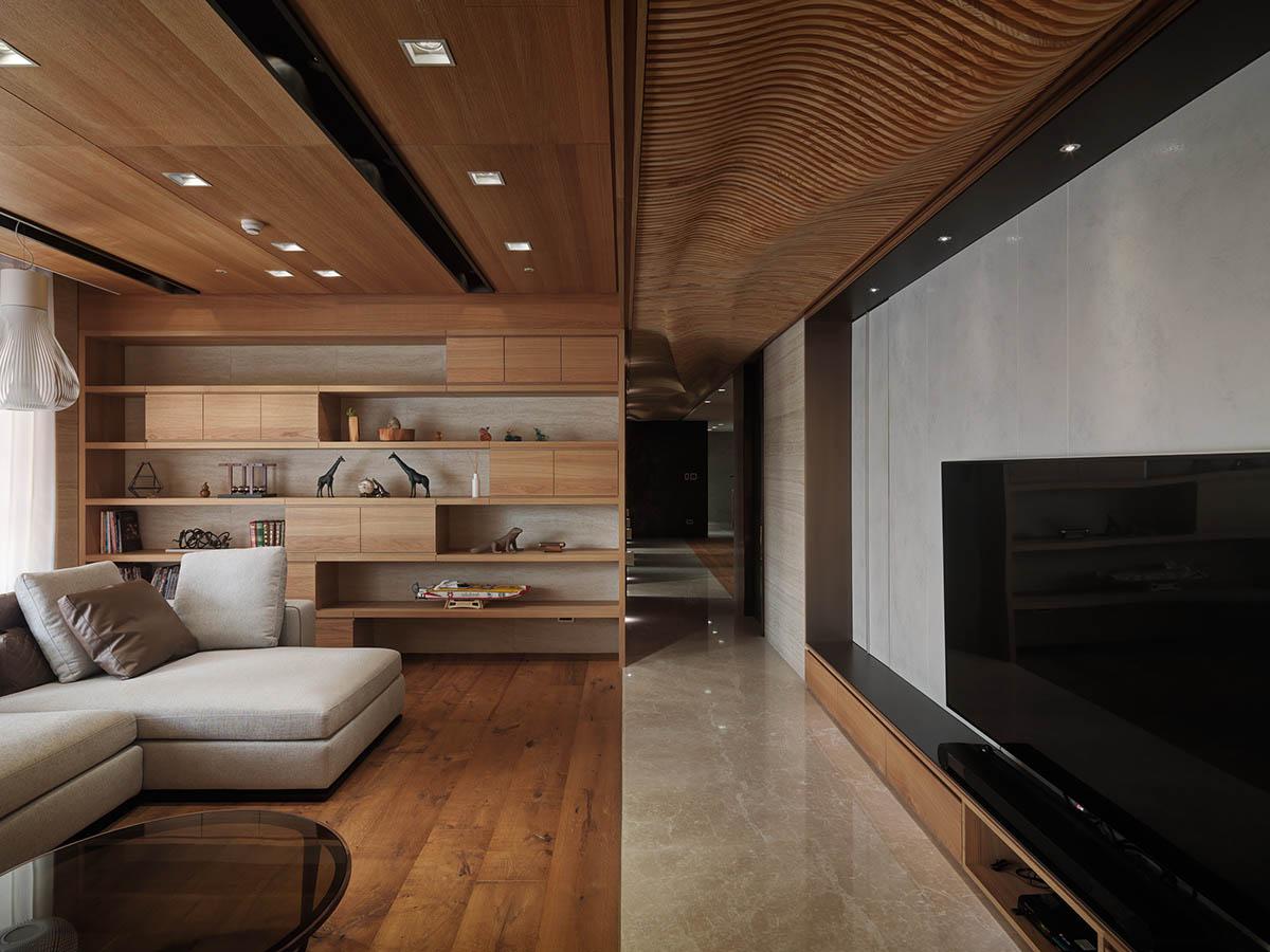 unique wood ceiling 1