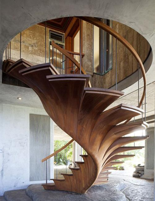 wood modern interiors 6