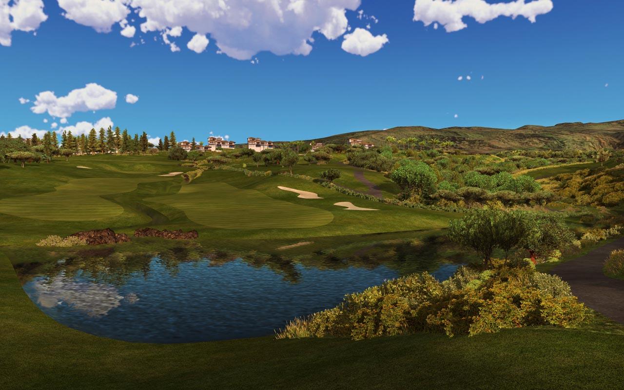 golf course- Kapalua Bay