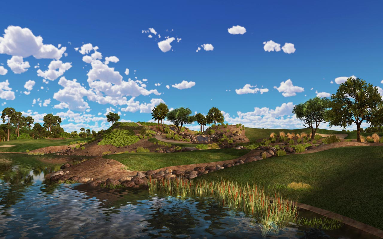 golf course- emerald dunes