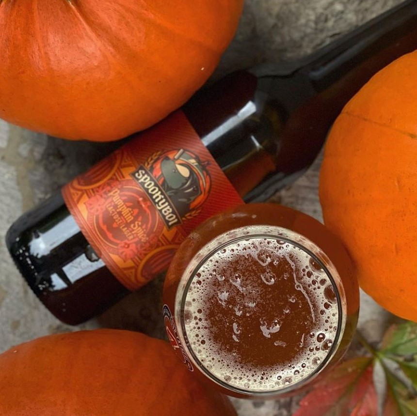 spookyboi beer special