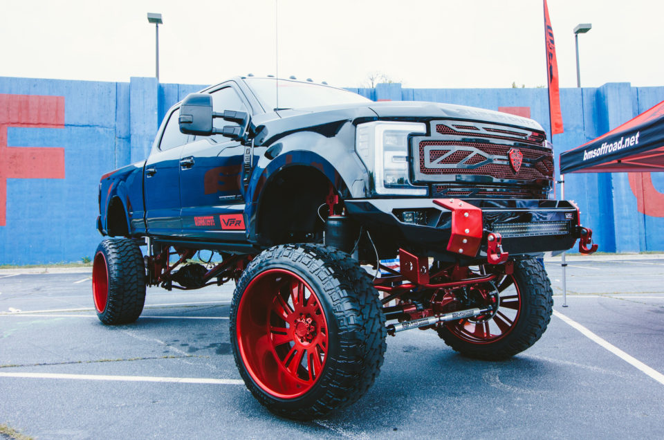 Lifted Trucks of The Certified Summer Car Show