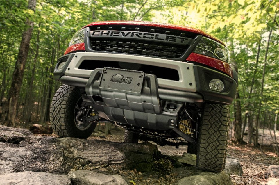 Is The Chevy Colorado ZR2 Bison A TRD Pro Killer?