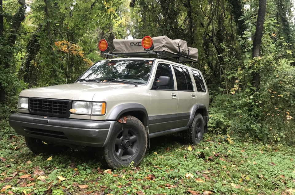 Project Trooper – Budget Overland Build – Part Two