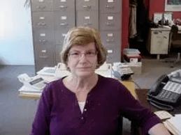 Phyllis Hoskins, CSR
