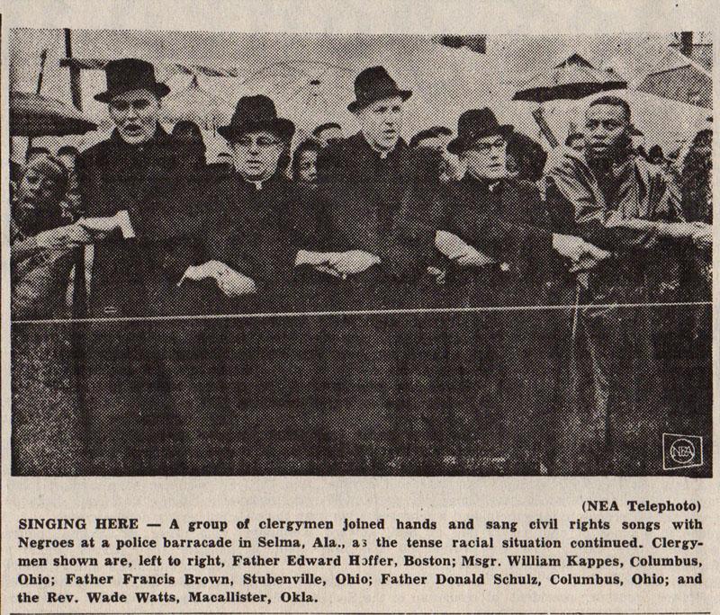 Selma Times, March 15, 1965 Photo Pg 2 copy