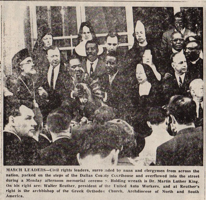 Selma Times, March 16, 1965  Photo 1 Pg 2 copy