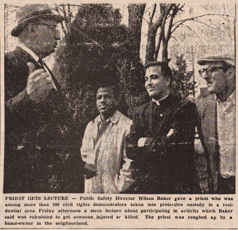 Selma Times, March 21, 1965, Photo Cover Pg copy