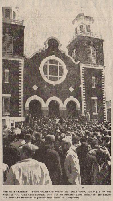 Selma Times, March 22, 1965, Photo 1, Pg 2 copy