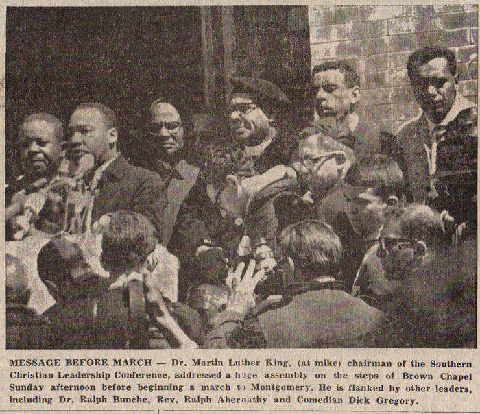 Selma Times, March 22, 1965, Photo 2, Pg 2 copy