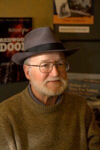 Author photo by Clark Lohr