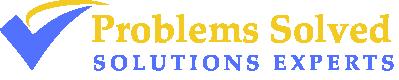 Problems Solved Logo