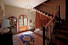 Foyer of the main house