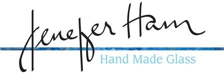 Jenefer Ham Hand Made Glass