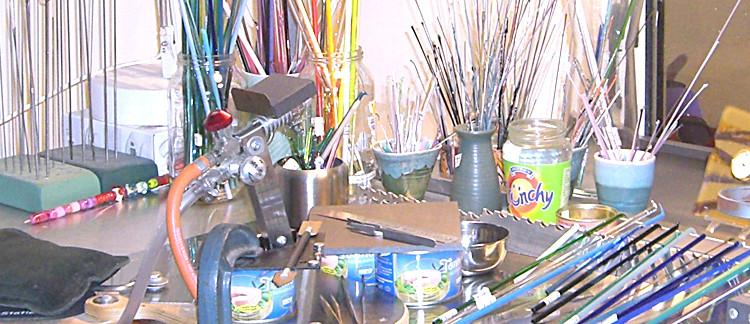 Jenefer Ham's workspace