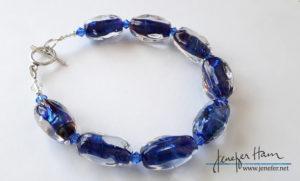 shimmers bracelet by Jenefer Ham