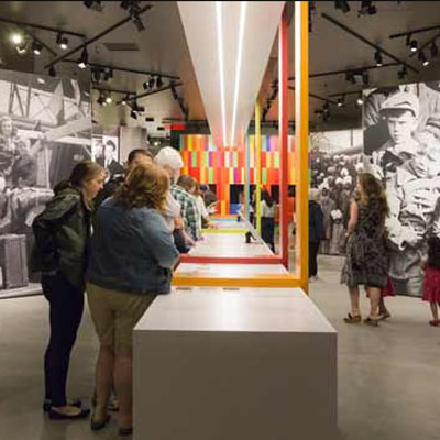 Virtual Tour of Canadian Museum of Immigration