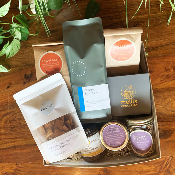 comfort gift, mother's day gift bag