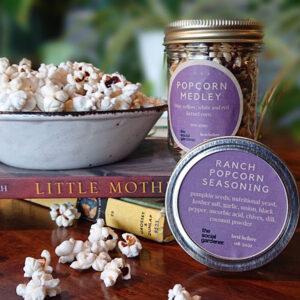 popcorn and ranch seasoning