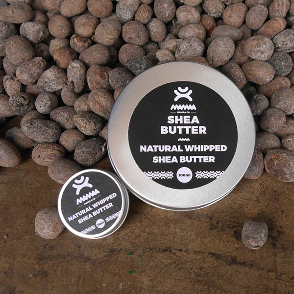 natural whipped shea butter