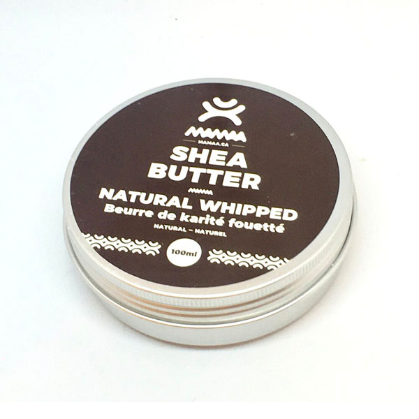 Whipped Shea Butter with Baobab Oil 100m.