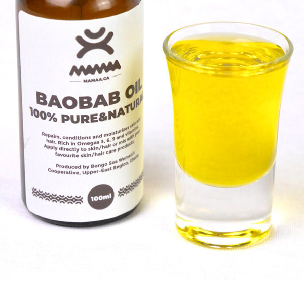 Whipped Shea Butter with Baobab Oil
