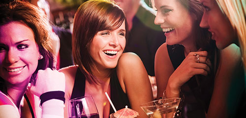 Girls Night Out Special Package