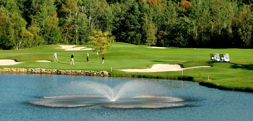 Golf and Stay Package at Holiday Inn Express