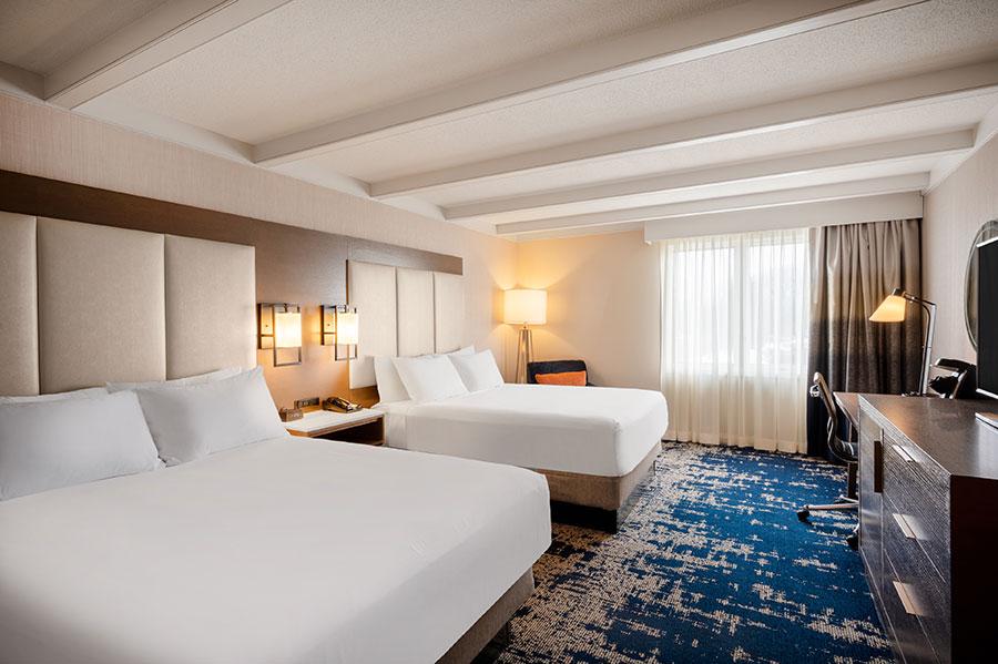 The Desmond Standard Queen Room