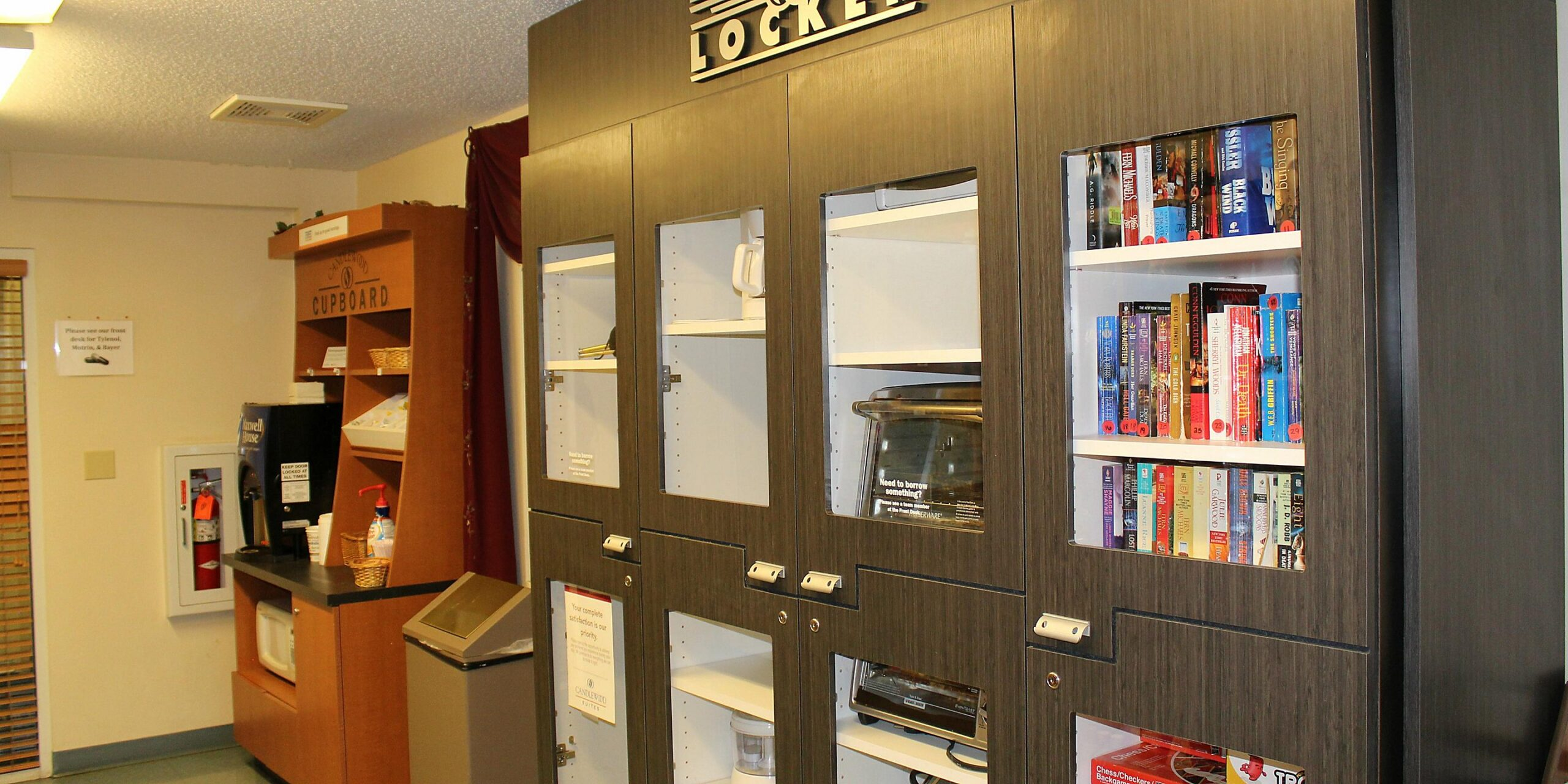 candlewood-suites-north-syracuse-lending-locker
