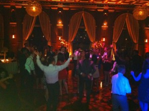 Vance & Claire Reception Dancing