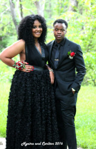 My daughter and her prom date!