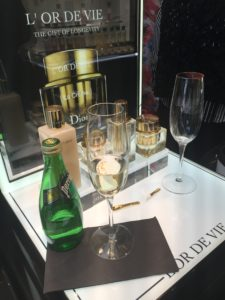 Champagne, Dior and Style Follows Her